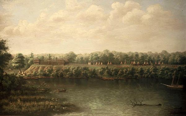 Fort Industry by W. H. Machen